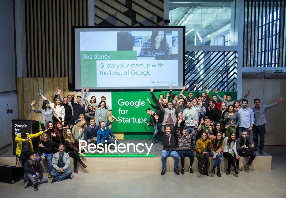 google residency