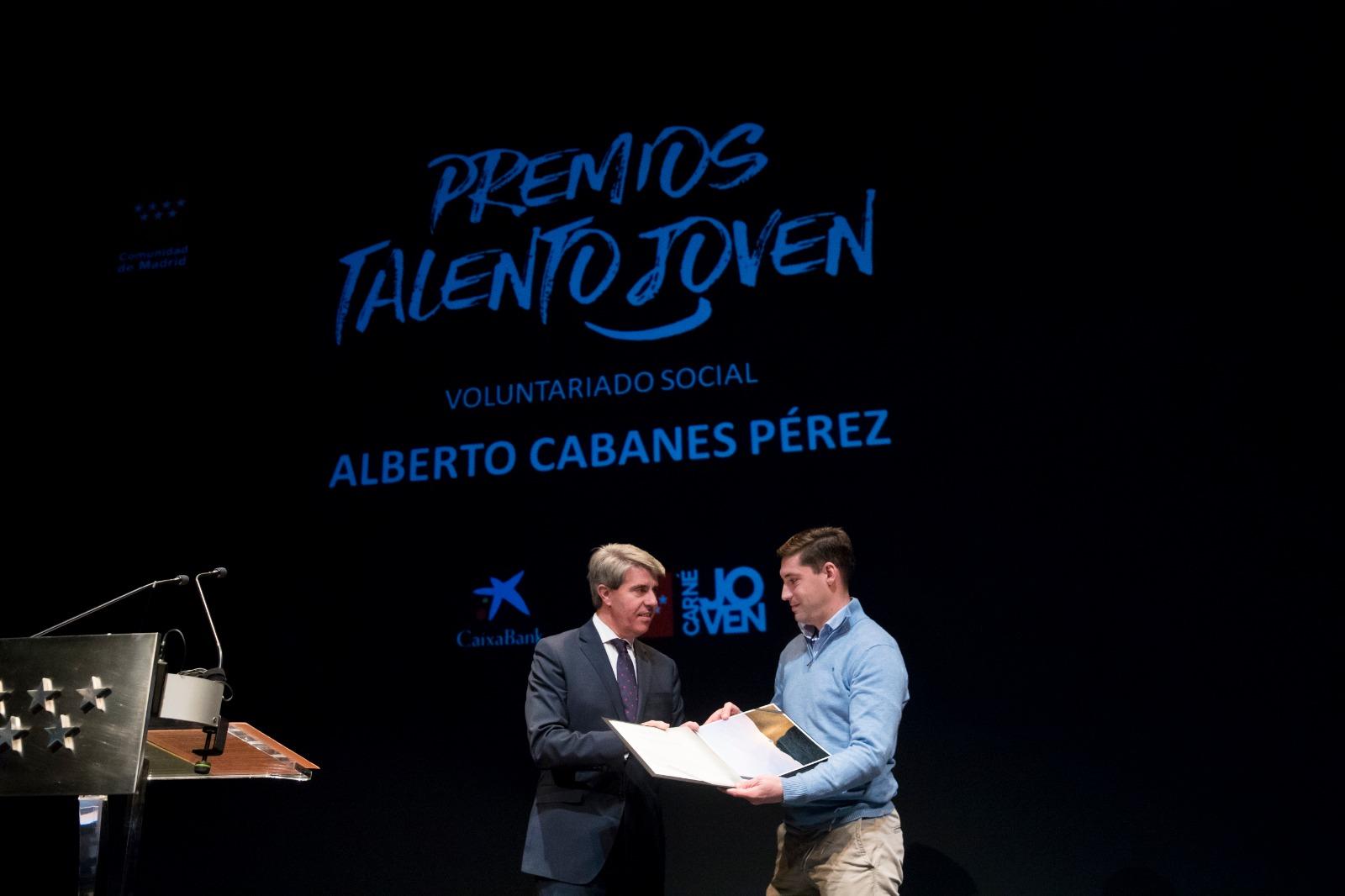 Premio talento joven